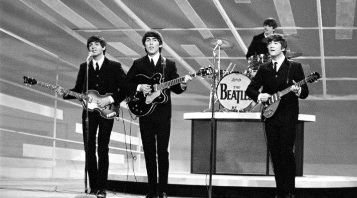 Beatles Debut Appearance on Ed Sullivan Feb. 9, 1963