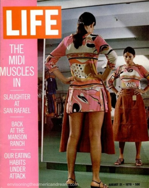 Life magazine August 1970