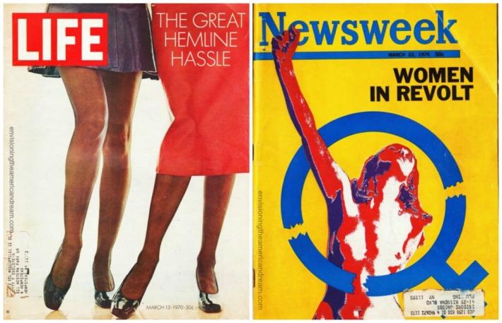 Life Magazine 1970 and Newsweek 1970