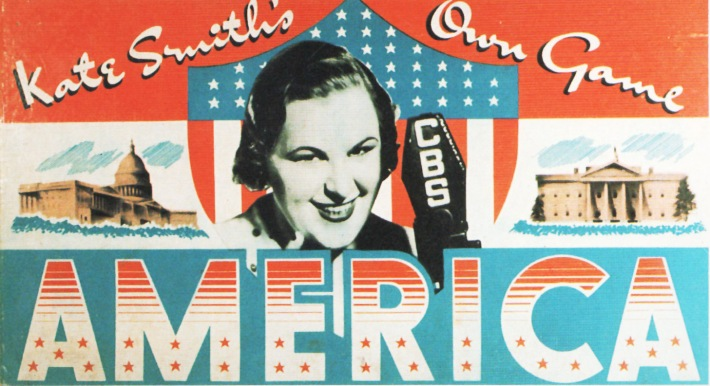 Kate Smith's America Board Game