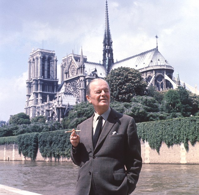Kenneth Clark Notre Dame