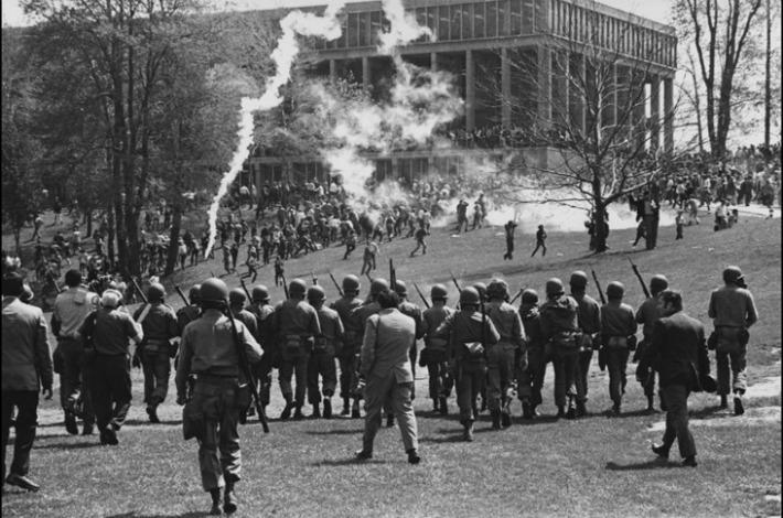 Kent State Shooting 1970