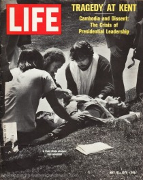 Life Magazine Kent State