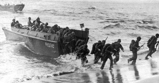 Day Landing June 6.1944