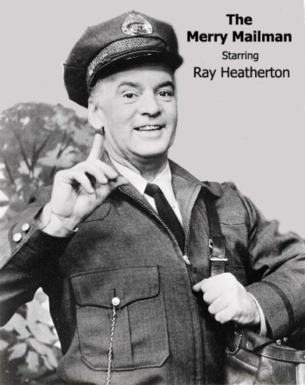 Merry Mailman Ray Heatherton