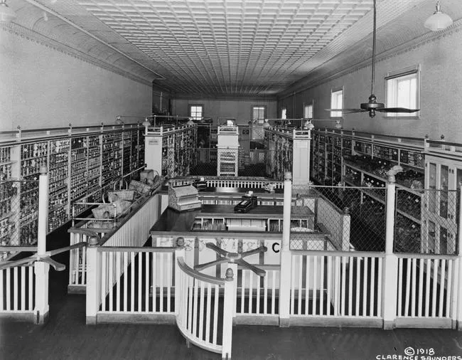 Eary Piggly Wiggly Self Service Store 1918