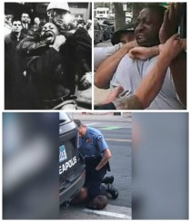 Police Brutality Choking Blacks