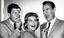 Carl Reiner, Dick Van Dyke and Rose Marie