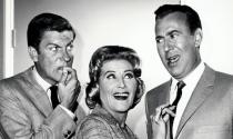 Carl Reiner, Dick Van Dyke and Rose Marie