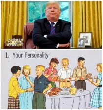 Trump and Personality