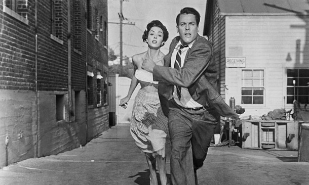 Still from Invasion of the Body Snatchers