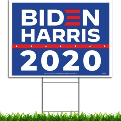 Biden Harris Sign