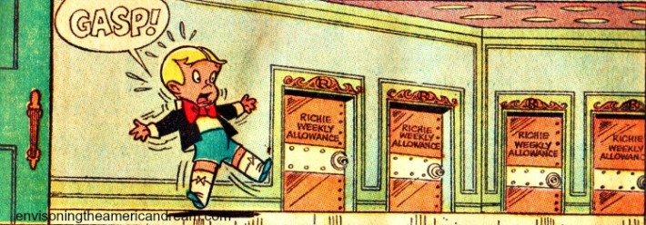 Richie Rich Comic Character