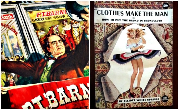 Barnum and Book
