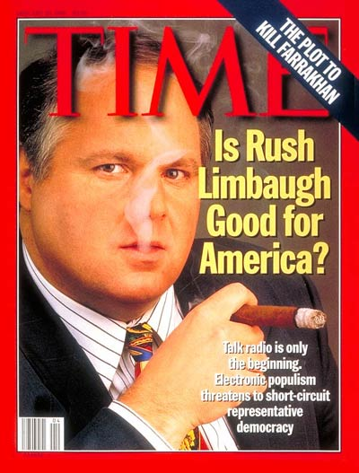 Time Magazine Cover Rush Limbaugh