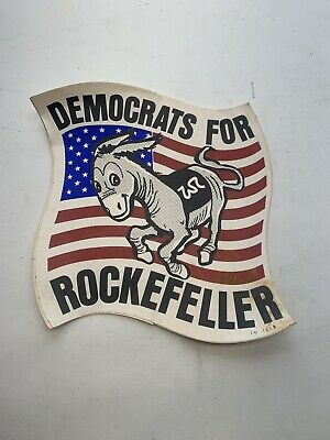 Democrats for Rockefeller
