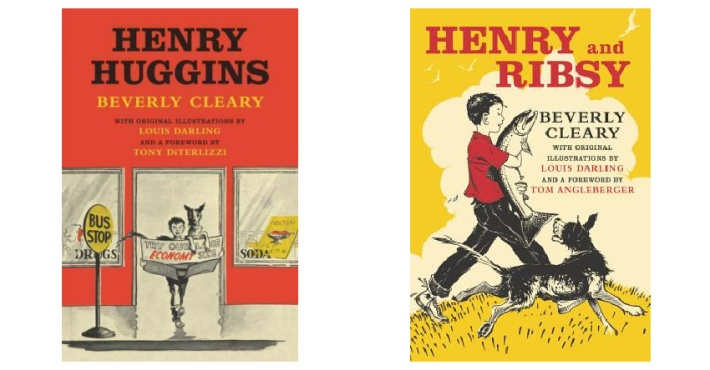 Henry Huggins Books Beverly Cleary