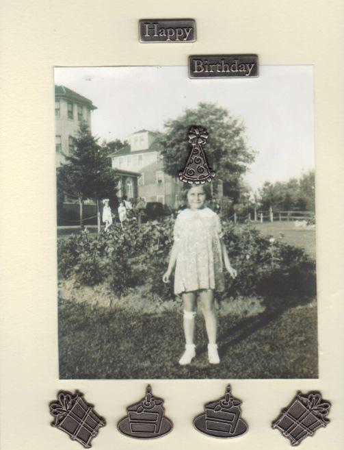 Betty Joseph Birthday