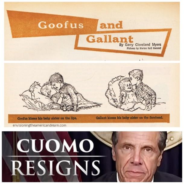 Highlights Magazine Goofus or Gallant